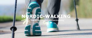 Natürlich können bei uns auch Nordic Walker mitmachen!
