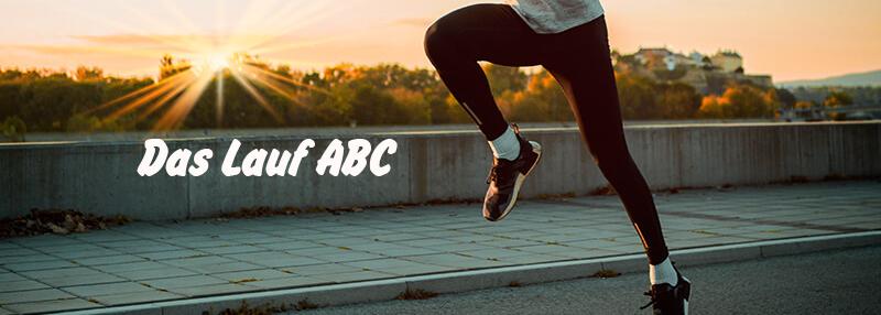 Das  Lauf ABC